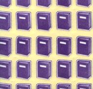 星取表シール(紫)